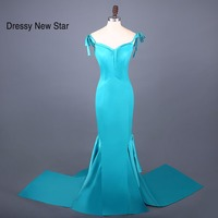 Vestido De Formatura Sexy Mermaid Prom Dresses Gorgeous Sleeveless Long Train Prom Dress Robe De Soiree