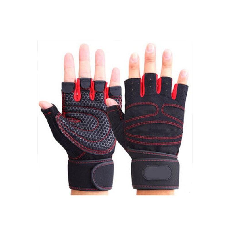 High Quality Women Men Gym Gloves font b Body b font font b Building b font