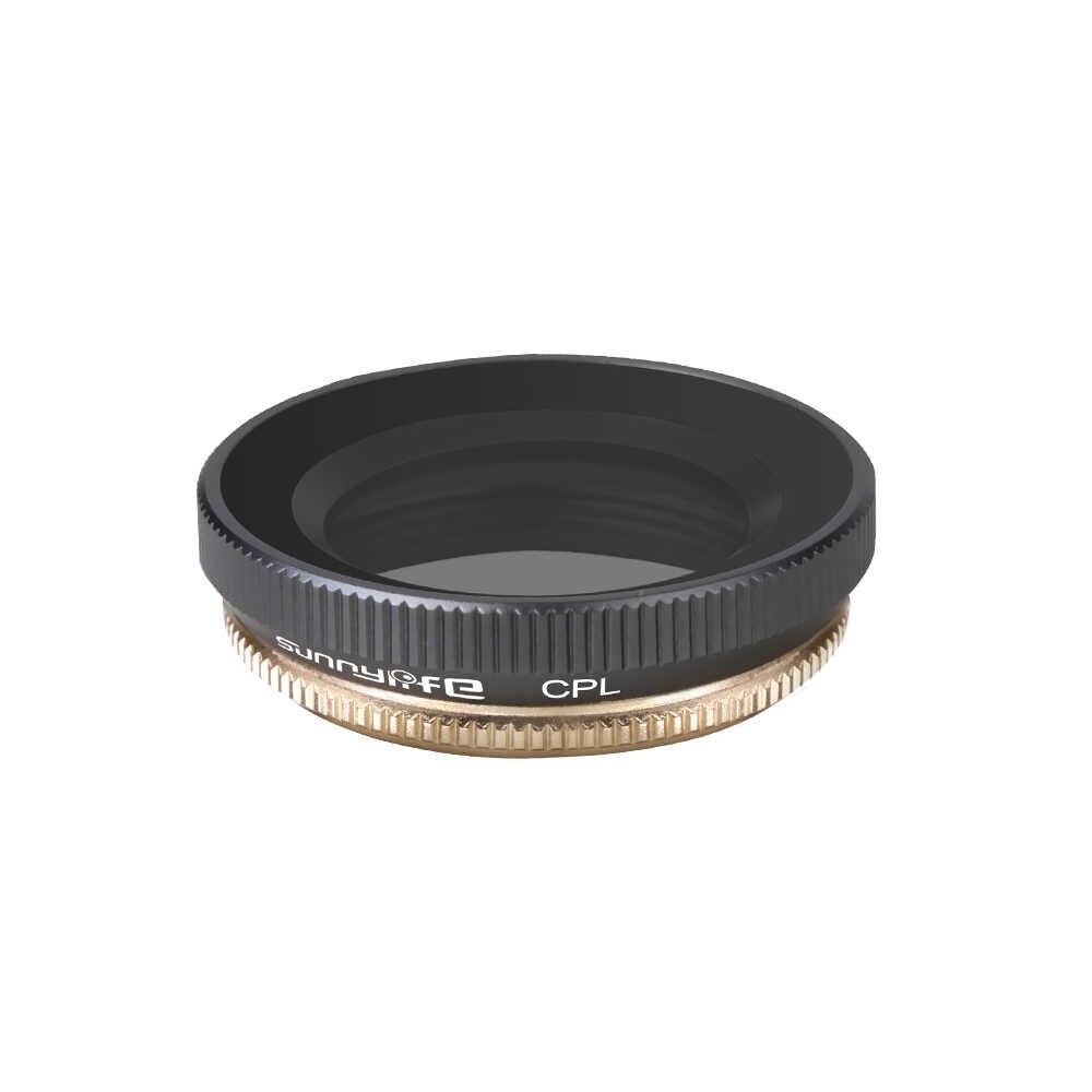 SUNNYLIFE filtro para DJI OSMO acción y 4 8 16 32 MCUV proteger Filtro de lente para OSMO acción lente de la cámara accesorios