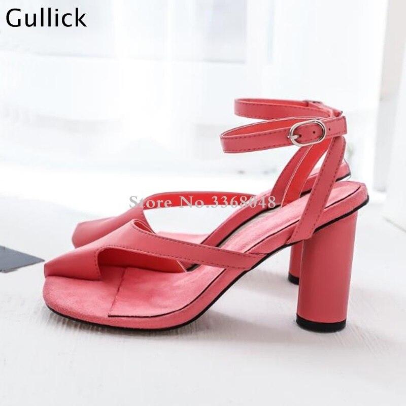 Женские шлепанцы в стиле ретро, черные, розовые, с открытым носком, на квадратном каблуке, для вечеринок, под платье по низкой цене