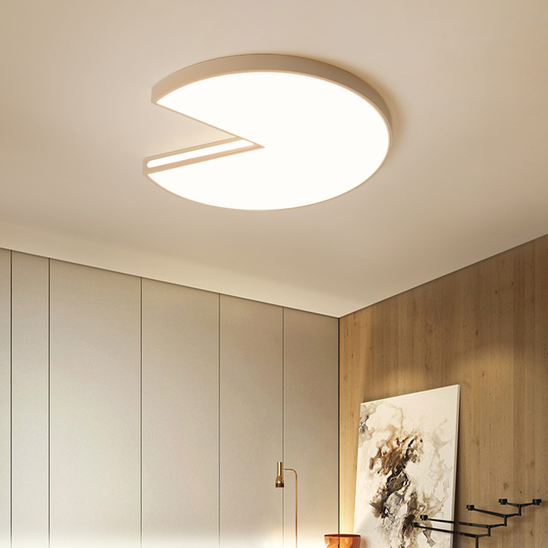 все цены на LED Modern acrylic ceiling lights home living room lamp creative fixtures ceiling lamps children bedroom Ceiling lighting