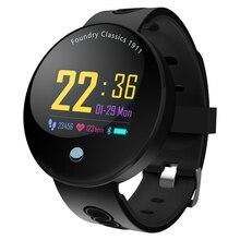 Q8 fashion classic smart Bluetooth watch bracelet Waterproof Wearable Device Smartwatch Wristwatch Men Women heart rate Fitness