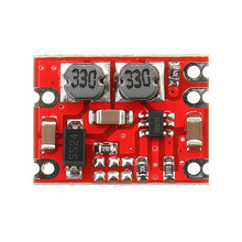 NEW DC-DC 3V-15V to 9V Automatic Buck Boost Step Up Step Down Power Supply Module For Arduino(China)