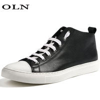 OLN New Sport Shoes For Men Outdoor Athletic Men's Shoes Super Light Brand Walking Shoes Skateboarding Shoes Flat With Allmatch