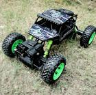 Children's remote control toy rock climber four-wheel alloy climbing buggy remote control car