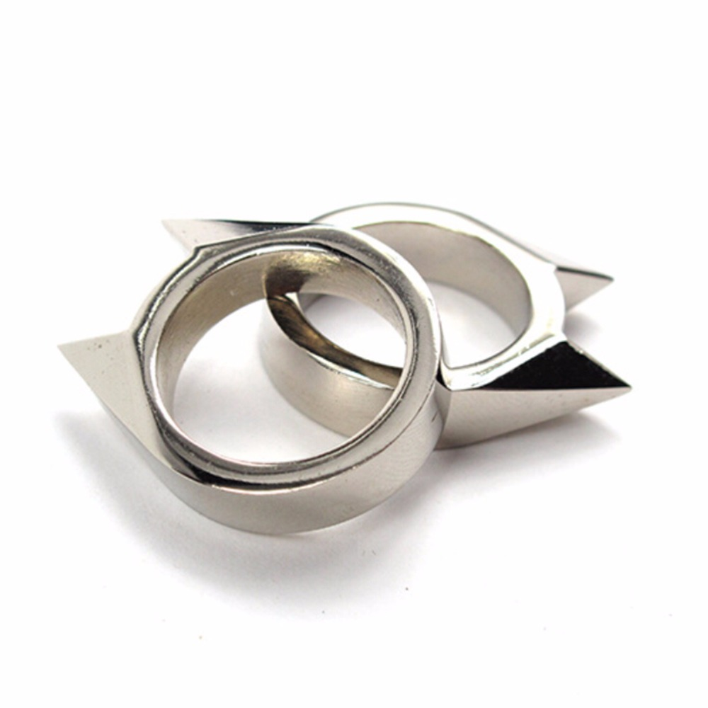 1Pcs-Women-Men-Safety-Survival-Ring-Tool-EDC-Self-Defence-Stainless-Steel-Ring-Finger-Defense-Ring (3)