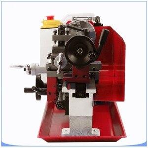 Image 2 - Mini high Precision DIY Shop Benchtop Metal Lathe Tool Machine Variable Speed Milling
