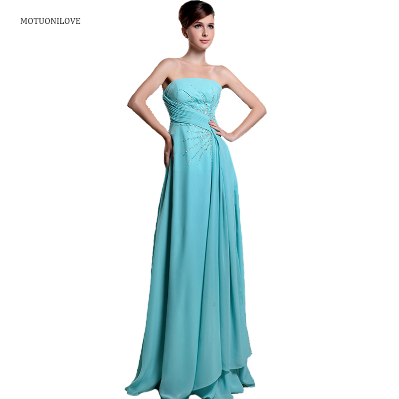 Robes de soirée formelles bleu Tiffany robes longues grande taille robes de bal sans bretelles sur mesure pour tenue de fête de mariage pour femmes