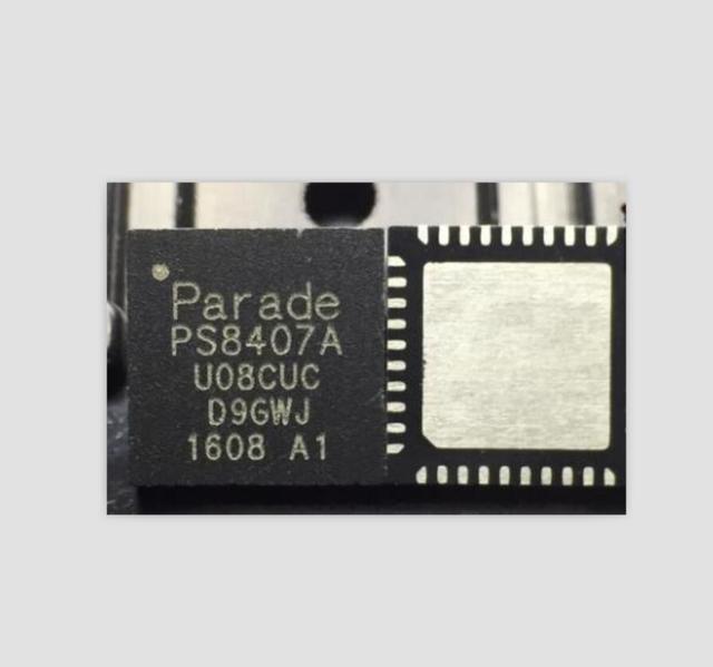 PS8407A BAA7CB STM32F103B6GK TPS51631 I7 3540M 88E6063 RCJ1