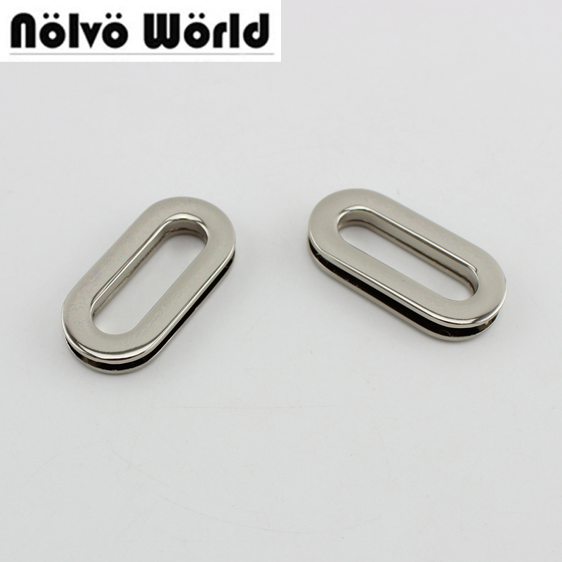 10pcs 5 Tone Inner Wide 1.1 Inch 3*0.9cm 2 Screws Grommet Eyelet