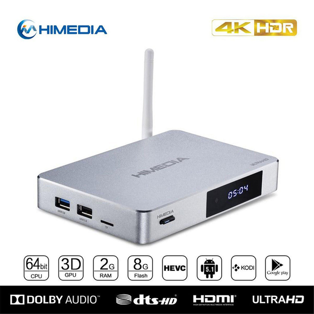 HiMedia H3 Media Player Driver for Windows 10