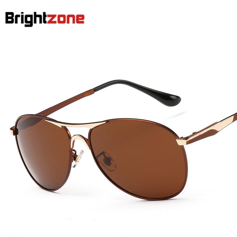 Sunglasses Man Polarized   Sunglasses   Box Double Color Sunglasses - Apparel Accessories