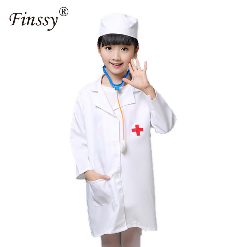 disfraz de enfermero para niño