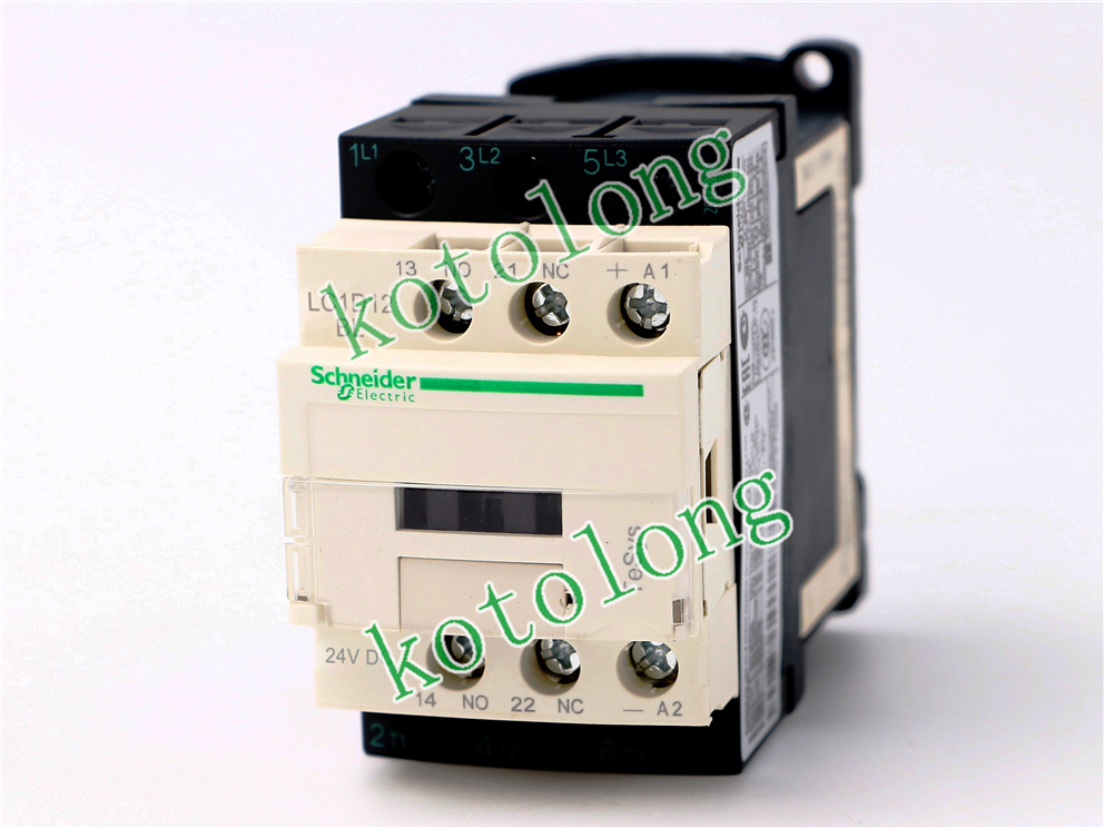 DC Contactor LC1D12 LC1-D12 LC1D12BL 24VDC LC1D12DL 42VDC LC1D12EL 48VDC LC1D12FL 110VDC tesys k reversing contactor 3p 3no dc lp2k1201ed lp2 k1201ed 12a 48vdc lp2k1201fd lp2 k1201fd 12a 110vdc coil