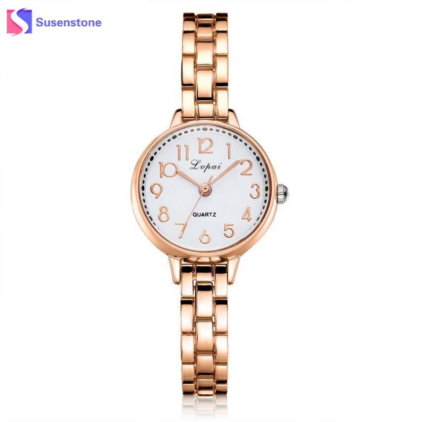 Fashion Brand Watch Women Small Stainless Steel Band Analog Quartz Wrist Watch Luxury Female Clock Watch relogio feminino fashion geneva watch women watches stainless steel analog quartz wrist watch female clock relogio feminino luxury brand new