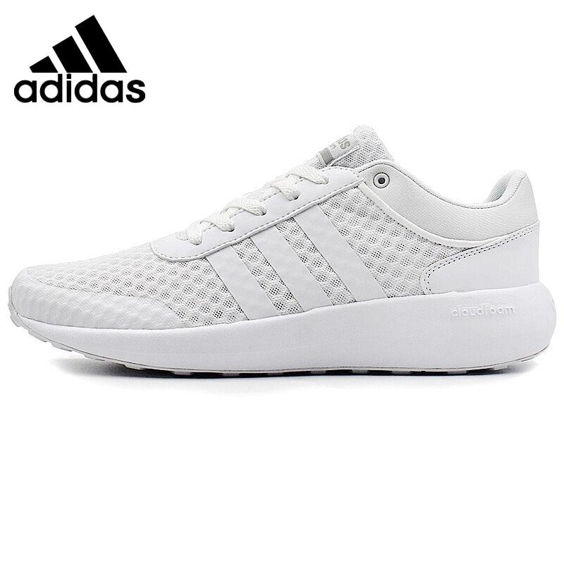 Original New Arrival 2017 Adidas NEO Label CLOUDFOAM RACE Men's Skateboarding Shoes Sneakers