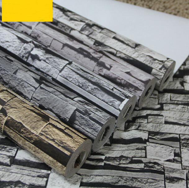 3d Papel de parede Rock stone 3d bricks wallpaper rolls for TV background vinyl 3d wall paper for living room 3d wallcoverings 3d papel de parede artificial bamboo wallpaper mural rolls for background 3d photo wall paper roll for living room cafe