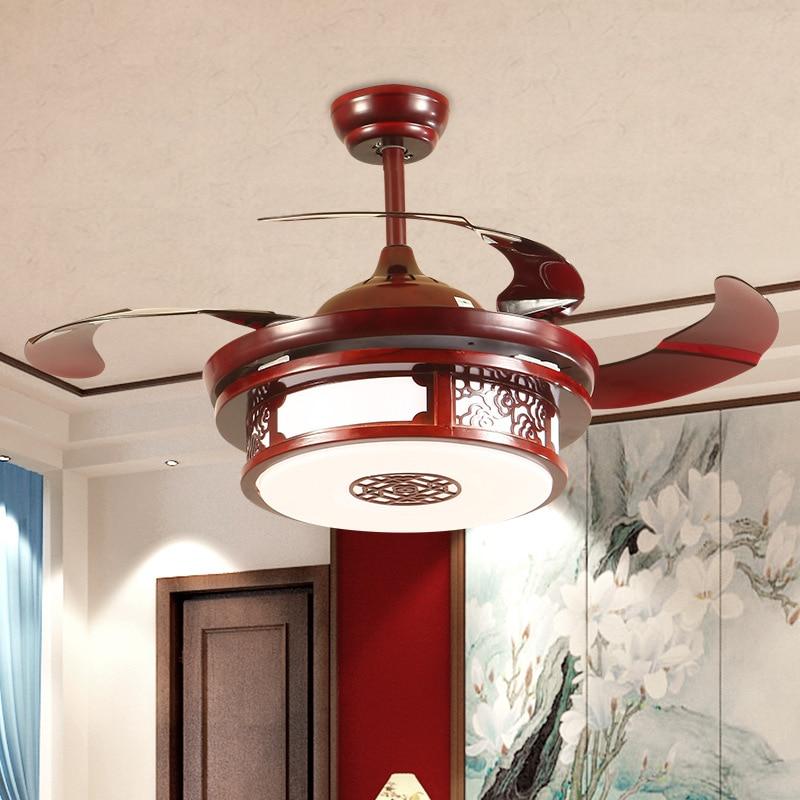 Compra plegable ventilador de techo online al por mayor de