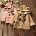 Casaco infantil Casaco bebê casacos roupa infantil feminina jaqueta bonito do bebê infantil menina com capuz cardigan trench coat
