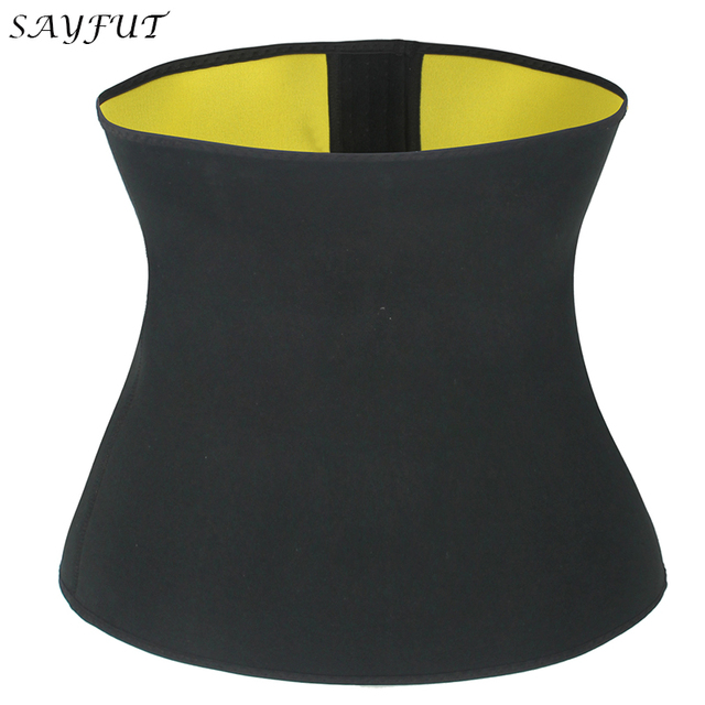 Corset Belt Sweat Neoprene Sauna Shapers Slimming Belt Waist Cincher Girdle for Weight Loss Women & Men Tummy Contorl Shapewear 2