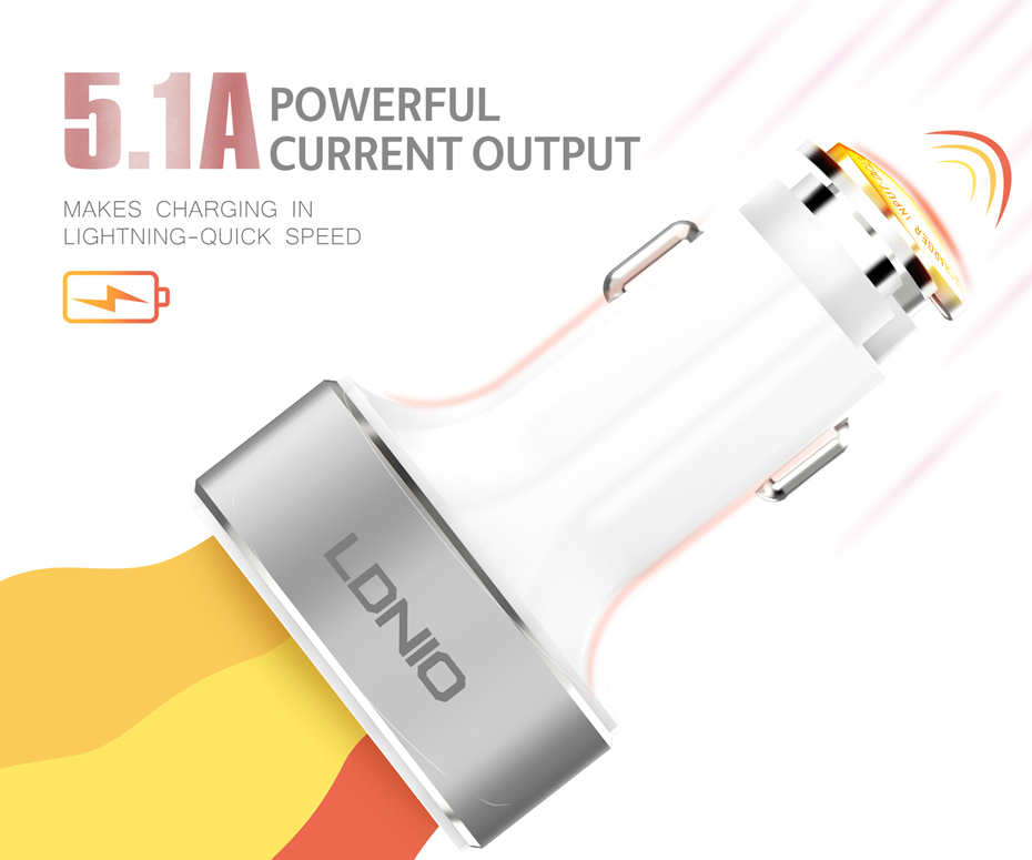 LDNIO CAR CHARGER (4)