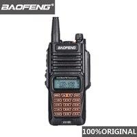 """מכשיר הקשר מקורי Baofeng UV9R IP67 8W ארוך טווח מכשיר הקשר 10 ק""""מ חובב רדיו Dual Band UV9R Portable CB רדיו Communicator UV 9R (1)"""