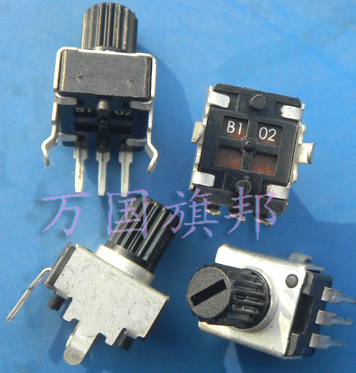 Delivery.R0902N B102 0932 Potentiometer B1K 1K Free European Vertical Short Handle