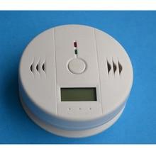 Домашняя безопасность CO датчик газа с угарным газом Предупреждение льная сигнализация, детектор для кухни