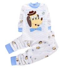 Pj pjs спать год детский футболка девочки мальчик одежды длинным ребенка