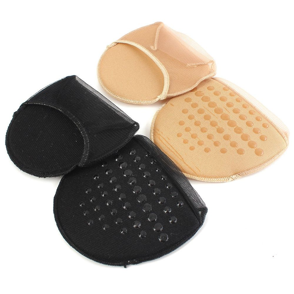 New Useful Women Foot Insoles Gel Pads Cushion Metatarsal Sore Forefoot Support