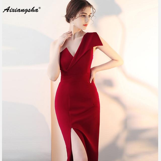 e8c87c6b7cb87 vestidos de fiesta largos elegantes de gala 2018 Long Prom Dresses Party  Dresses Sexy Customized With