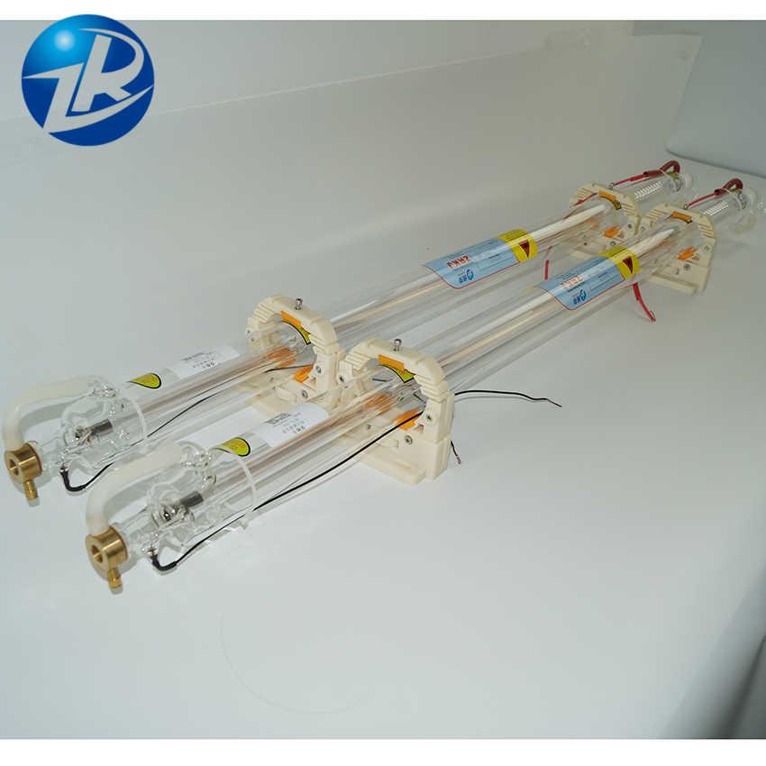 رخيصة ليزر عالي الجودة أنبوب الليزر قطع النقش آلة co2 أنبوب الليزر 150 W ZuRong