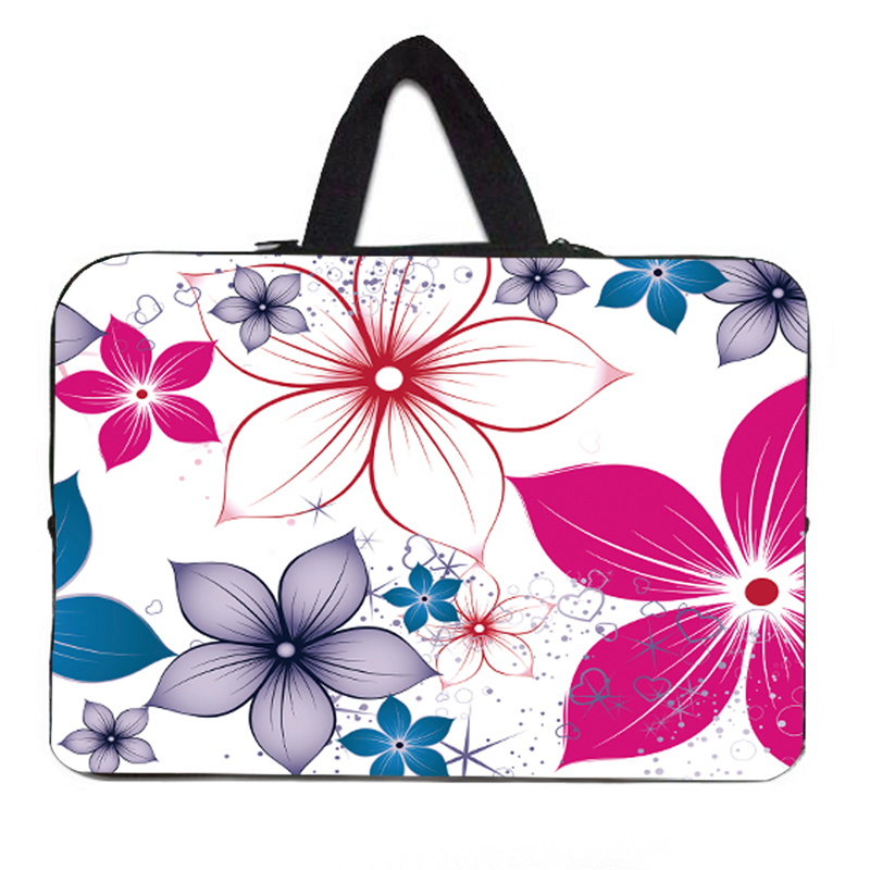 Stylish 15 Notebook Computer Bags For Women Female Inner Slim Inner Cover Pouch Bag For Macbook Pro Dell Lenovo 15.4 15.6 PC