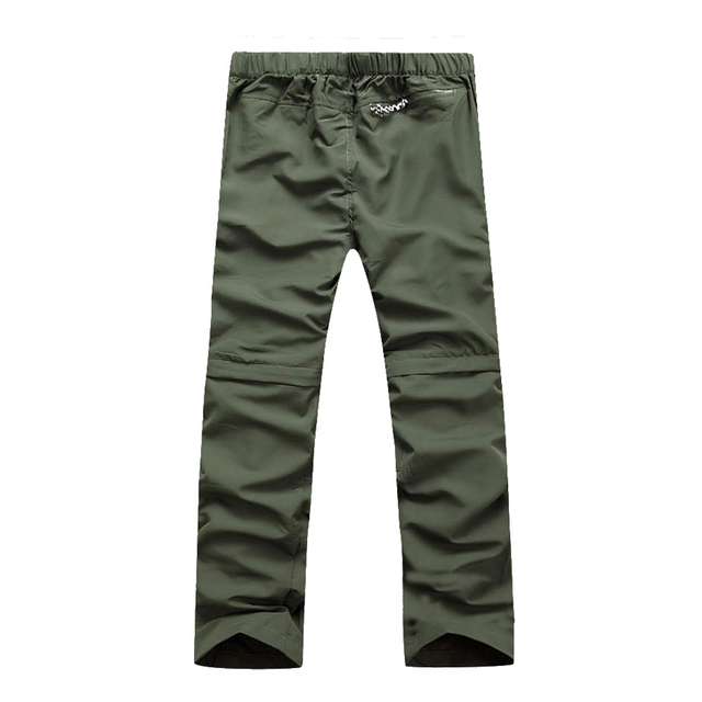 JACKSANQI Quick Dry Detachable Hiking Pants 4