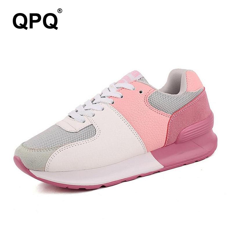 green Plate Solide Lutte Femme Black forme Appartements Mocassins Printemps pink Femmes Formateurs sur Slip Réseau Couleur Casual Respirant Chaussures Xc63 Ux4wf
