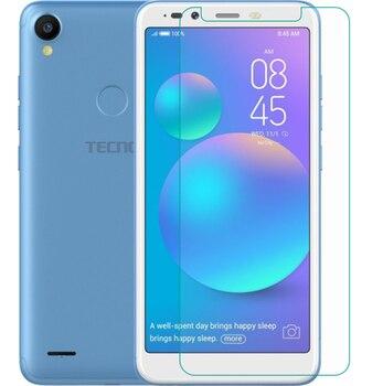 Перейти на Алиэкспресс и купить 9H закаленное стекло для Tecno Camon 11 11S i4 POP 2S 1S pro Spark 3 Pro X (CA7) см (KA9) Защитная пленка для экрана