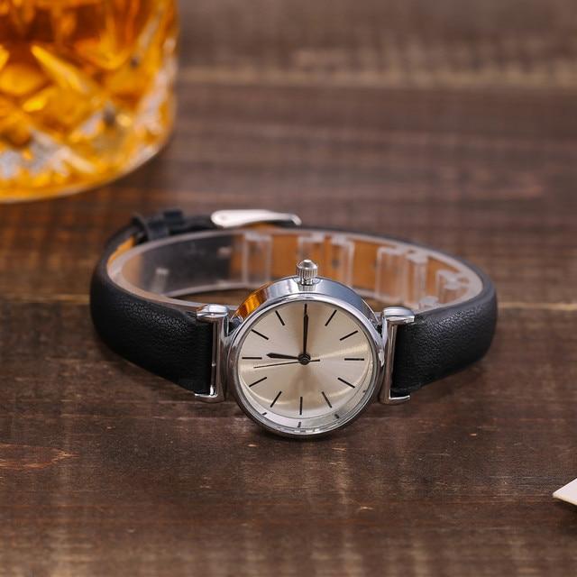 watch women quartz watch women's wristwatch minimalist watch reloj mujer vintage