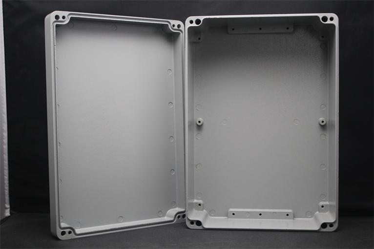 300*210*100 MM boîte en Aluminium étanche, profil en Aluminium, boîte d'extrusion en Aluminium