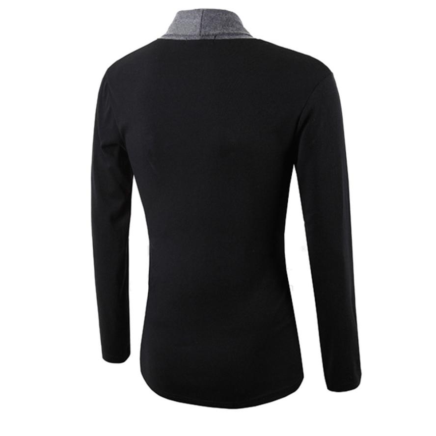 HTB1ZnOQdBCw3KVjSZFlq6AJkFXaJ Men's Jacket Fashion  Winter Outerwear & Coats  Warm Slim Long Sleeve Casual Jackets  jaqueta masculina   Men's Clothing 18AUG4