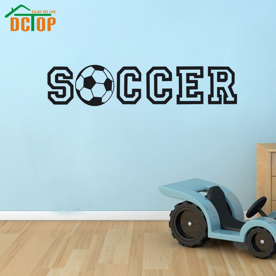 Soccer Wall Decor online buy wholesale soccer wall decor from china soccer wall