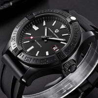 2019 PAGANI DESIGN Mens Mechanical Watches Top Luxury Classic Rubber Strap Fashion Casual Waterproof 30M Automatic Men watch