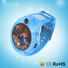 Round Kid's Smart Watch with Camera