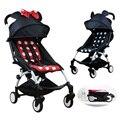 100% ORIGINAL BABYYOYA YOYA Carrinho de Bebê Carrinho De Bebê De Viagens Trole Bebek Arabas Acessório Do Carro do bebê Dobrável carrinho de bebê Carrinho de passeio