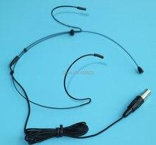 سماعة رأس متعددة الاتجاهات/ميكروفون سماعة الرأس لshure PGX UT SLX ULX. .. نظام لاسلكي صغير 4 دبوس SH A001 COCOMICWL