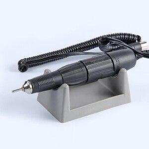 Image 5 - Электрическая маникюрная машинка для маникюра и педикюра Strong 210, 102 л, 65 Вт, 35000 об/мин