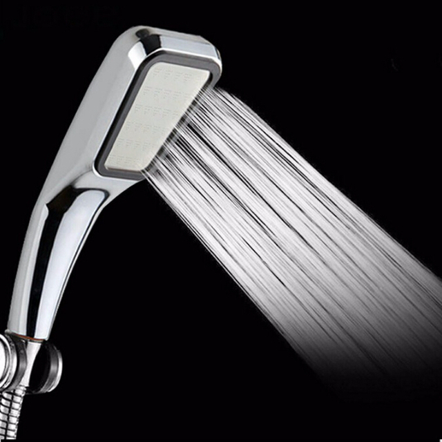 Aliexpress.com : Buy Shower Head 300Hole Water Saving Square ABS ...