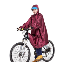 Yellow Raincoat Poncho Ladies Outdoor Raincoat Bicycle Hooded Bike Men Raincoat Women Bicicleta Impermeable Rain Cover 70A0177