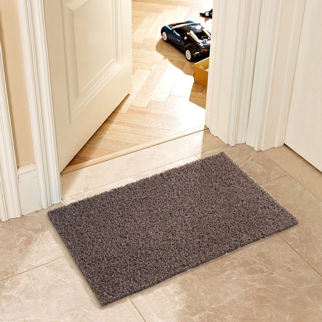 Zeegle Plastic Floor Carpet For Living Room Home Decoration Non Slip Bathroom Kitchen Rugs Welcome Door Entrance Hallway Mats