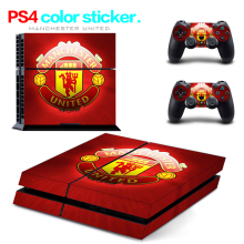 Hot Sale FC16 for PS4 Skin 1 Set Body Skins For Play station 4 Sticker Decal Cover + 2 Controller Sticker ps4 accessories