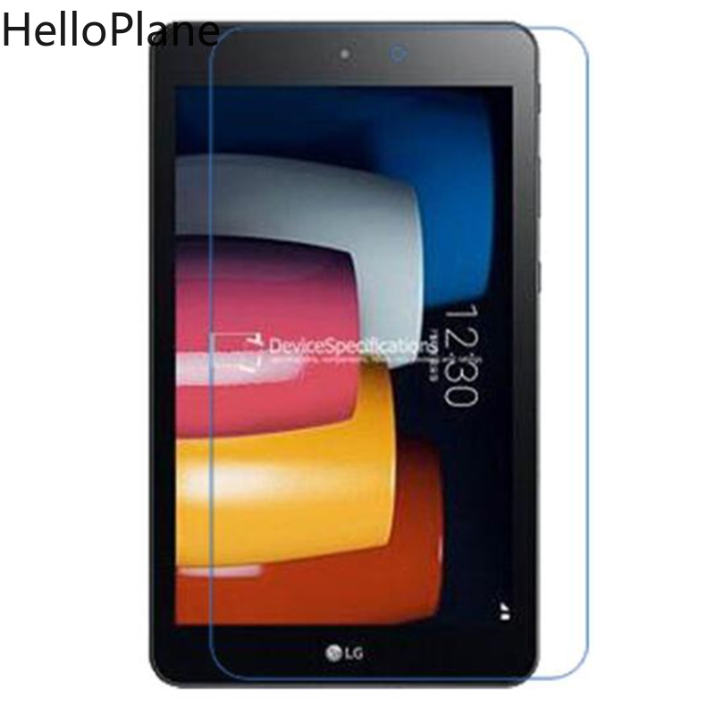 Tempered Glass For LG G Pad 4 IV 8.0 P530 GPad X2 V530 V533 P530 FHD GPad4 Tablet Screen Protector Protective Film